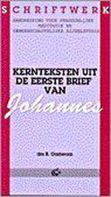 Kernteksten uit de eerste zendbrief van Johannes - B. Oosterom |