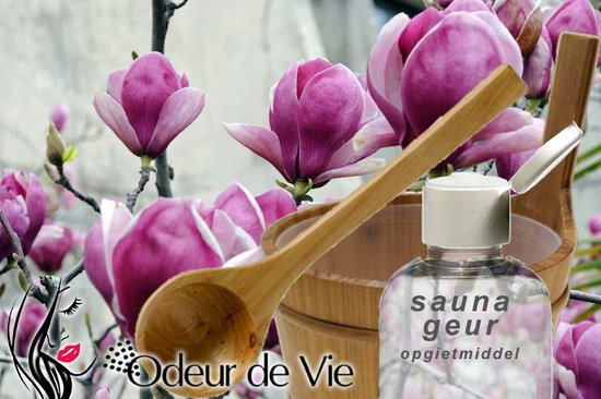 Saunageur Opgiet Magnolia 250ml