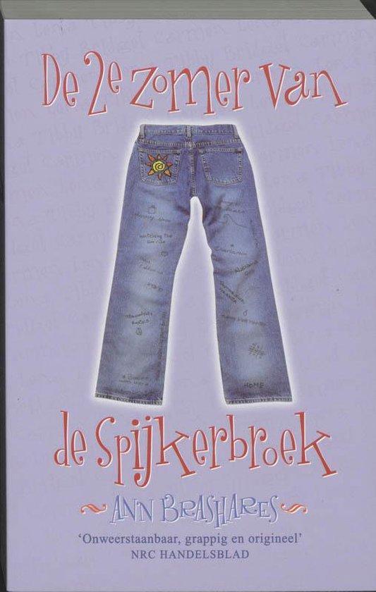 De 2e zomer van de spijkerbroek - Ann Brashares pdf epub