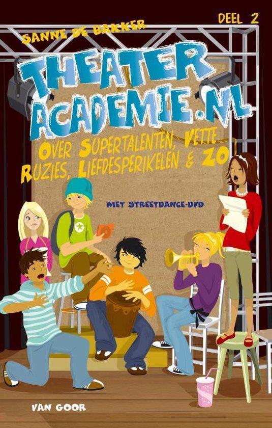 Theateracademie.nl / 2 - Sanne de Bakker |
