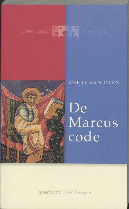 Cover van het boek 'De Marcuscode' van G. van Oyen