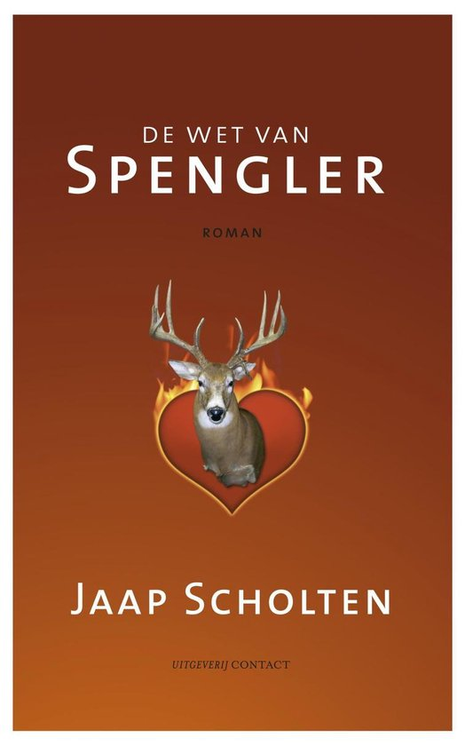 Wet van Spengler - Jaap Scholten |