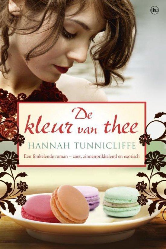 De kleur van thee - Hannah Tunnicliffe | Fthsonline.com