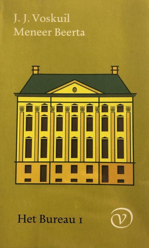 Het bureau 1 - Meneer Beerta - J.J. Voskuil |