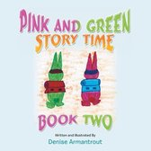 Pink and Green Story Time