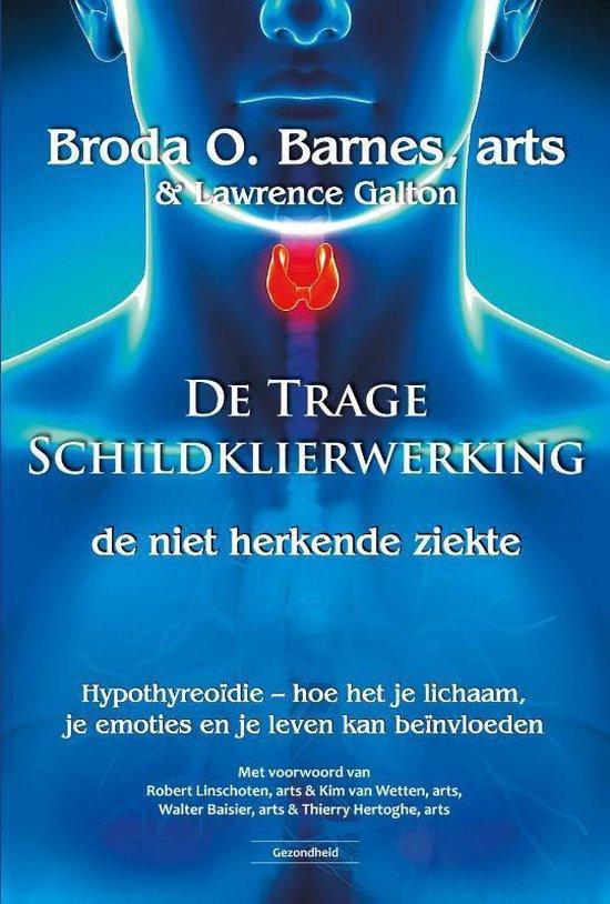 De trage schildklierwerking - Broda O. Barnes pdf epub