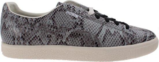Puma Sneakers Clyde Snake Grijs Heren Mt 42.5