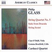 String Quartet No.5/Suite From Dracula