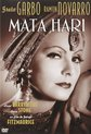 Mata Hari Dvd 1932 Greta Garbo