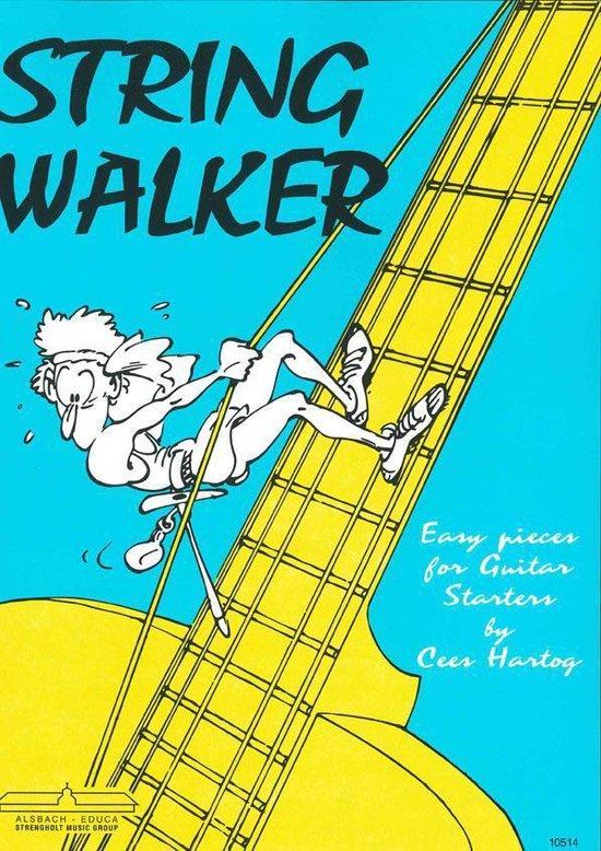 String Walker - Cees Hartog |