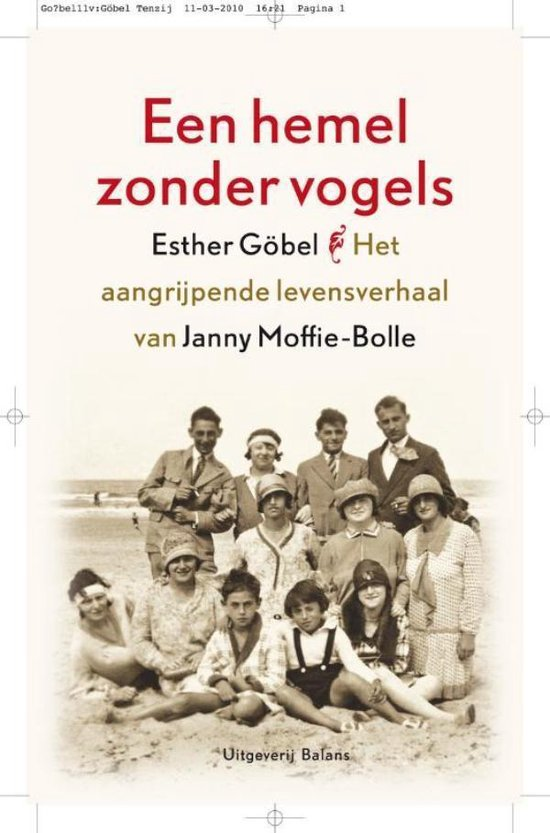 Een hemel zonder vogels - Esther Göbel |