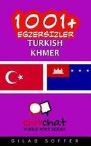 1001+ Exercises Turkish - Khmer