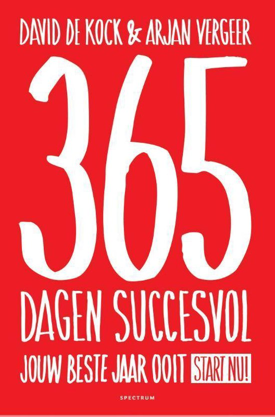 365 dagen succesvol - David de Kock |