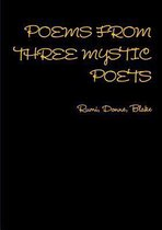 Poems from Three Mystic Poets Rumi, Donne, Blake