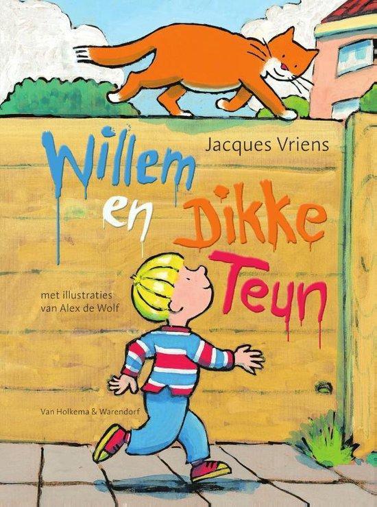 Willem en Dikke Teun - Jacques Vriens |