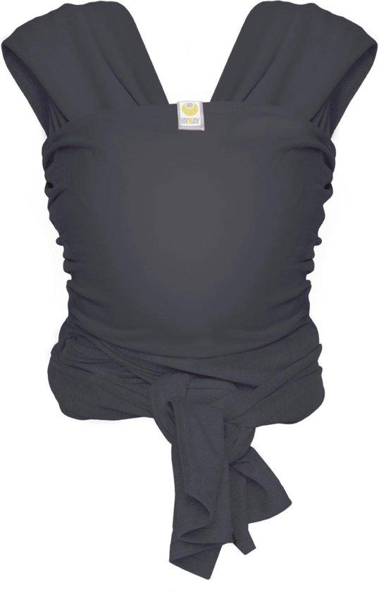 Product: ByKay Stretchy Wrap de Luxe Draagdoek - Antraciet, van het merk Bykay
