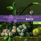Bach The Orchestral Suites, Tr