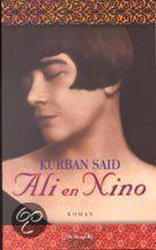 Ali En Nino - Kurban Said pdf epub