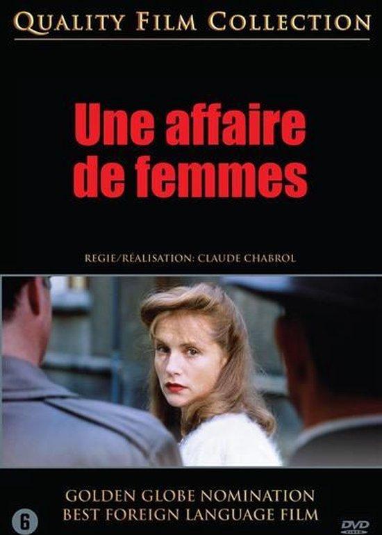 Cover van de film 'Une Affaire De Demmes'