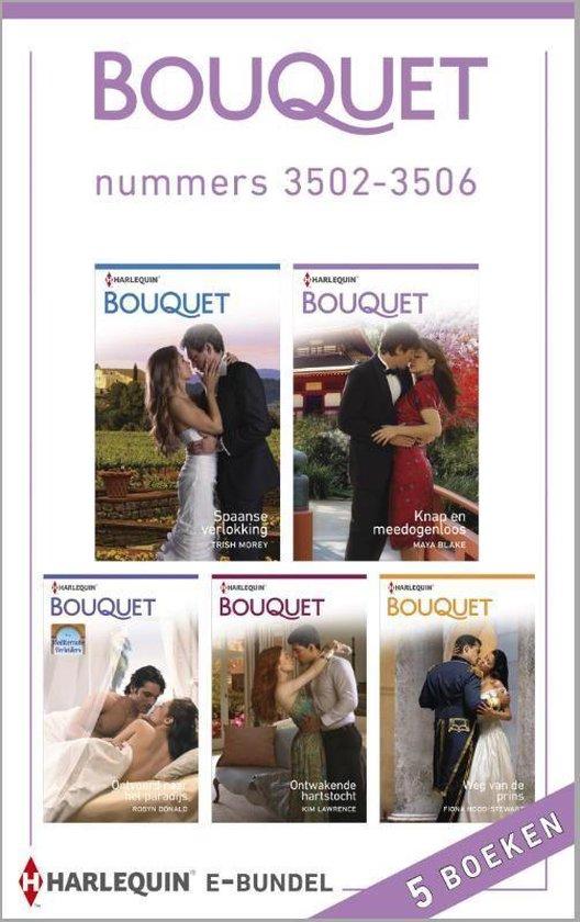 Bouquet e-bundel nummers 3502-3506 - Trish Morey | Readingchampions.org.uk