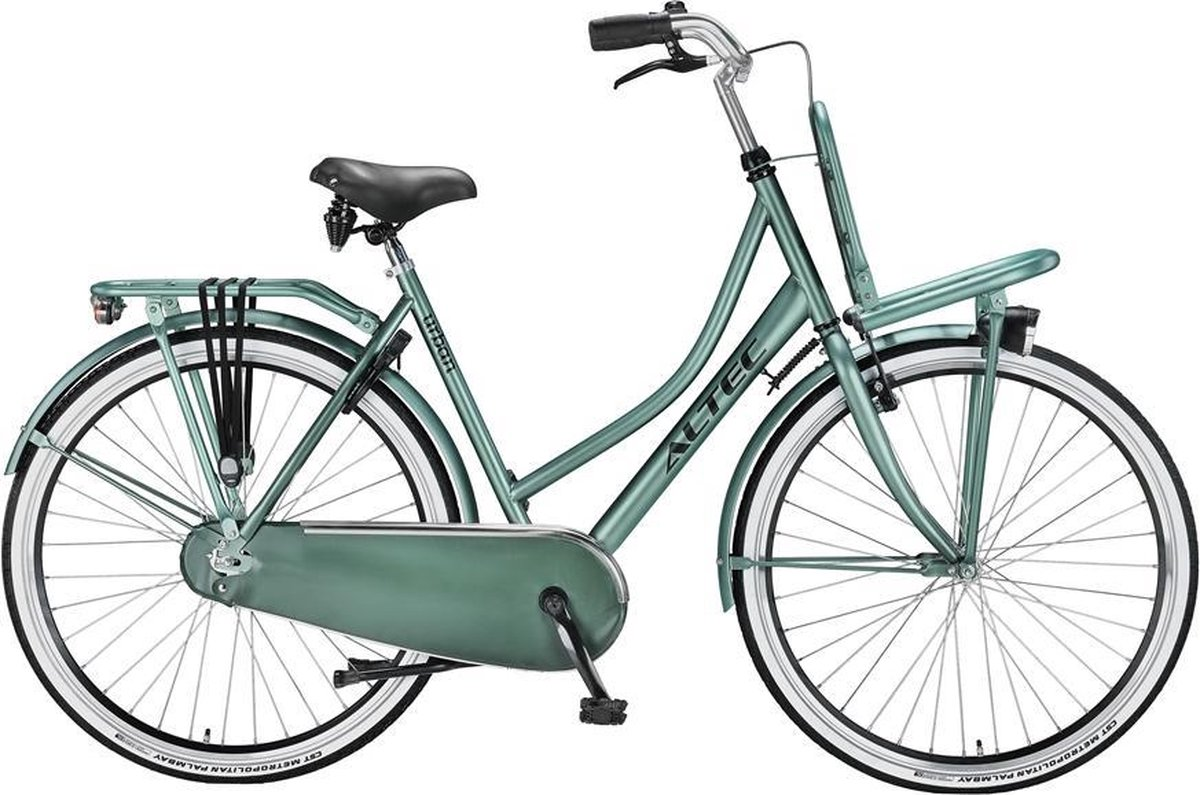 Altec Urban Transportfiets 28 inch - Army Green
