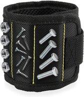ProJob - Magnetische Armband - Band met Magnetische kracht - Klus Tools - Accessoire voor Klussen - Verstelbaar