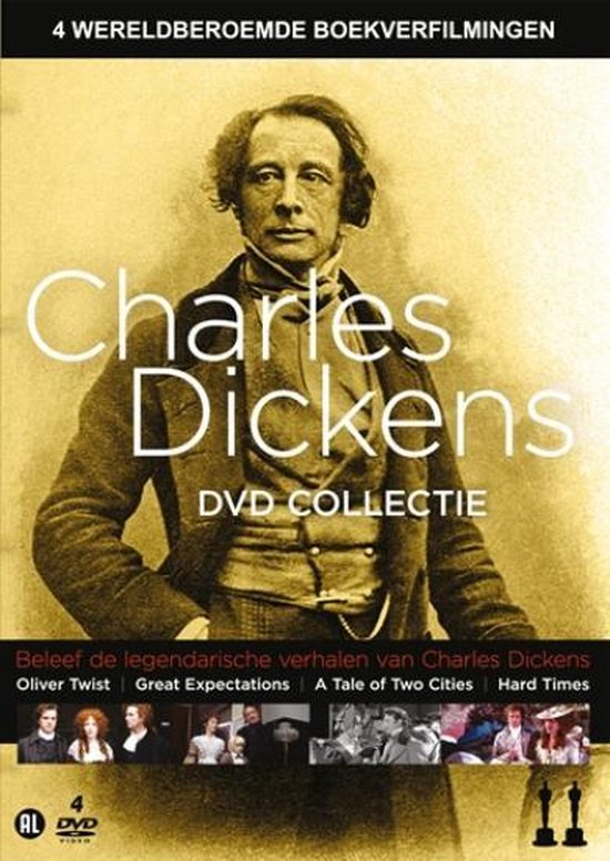 Cover van de film 'Charles Dickens Dvd Collection'