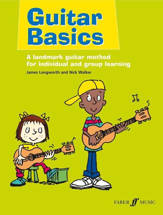 Boek cover Guitar Basics van Nick Walker (Onbekend)