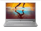 MEDION AKOYA S6445G-i5-256F8 Grijs, Titanium Notebook 39,6 cm (15.6'') 1920 x 1080 Pixels Intel® 8de generatie Core™ i5 8 GB DDR4-SDRAM 256 GB SSD Wi-Fi 5 (802.11ac) Windows 10