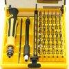 MMOBIEL Jackly 6089B - Precisie Reparatieset - 45-delig - inclusief Flexibel Verlengstuk