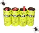 Vliegenvangers-FlyCatcher-Vliegenval-Muggenvanger-