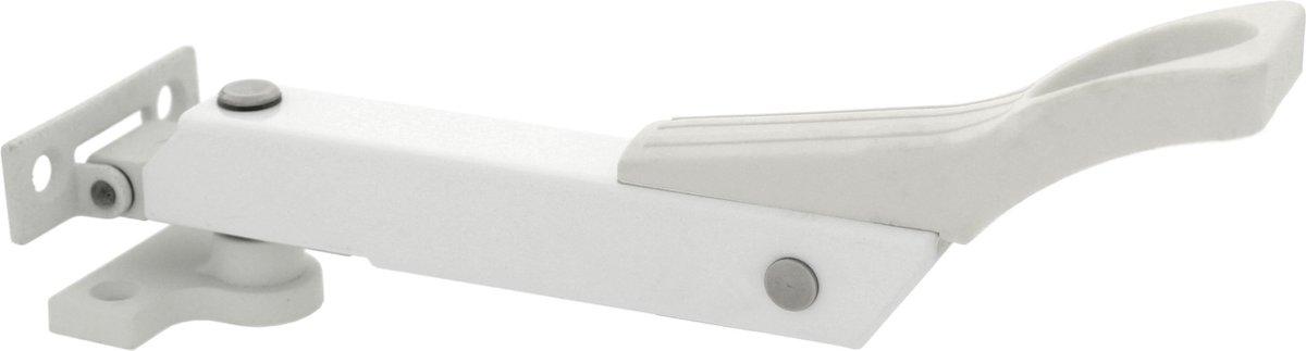 DX Raamuitzetter Wegdraaibaar Wit Staal-Wit Kunststof RUZ-W-010WE