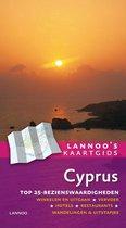Lannoo's kaartgids - Cyprus