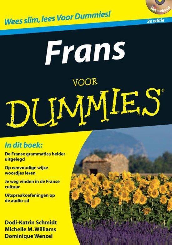 Frans voor Dummies - Dominique Wenzel   Fthsonline.com