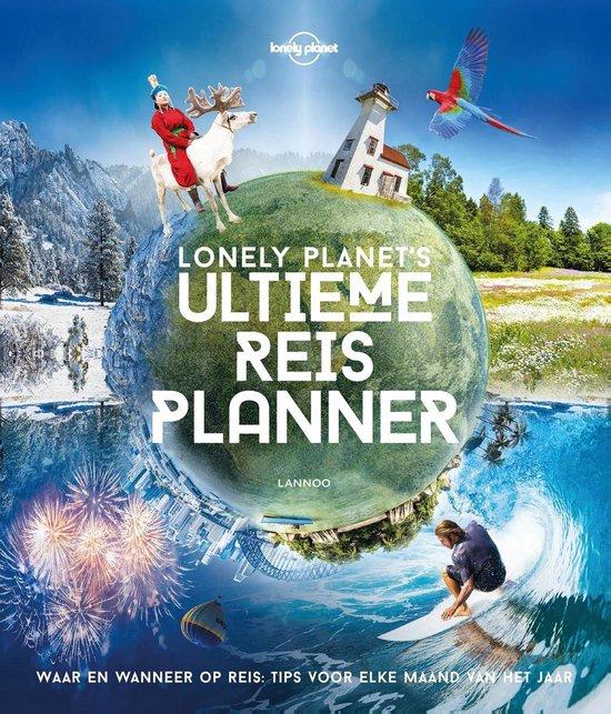 Lonely Planet's ultieme reisplanner