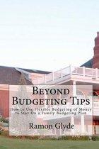 Beyond Budgeting Tips