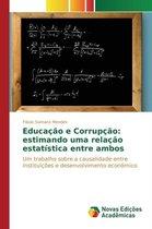 Educacao E Corrupcao