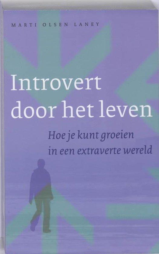 Introvert door het leven - M.Olsen Laney |