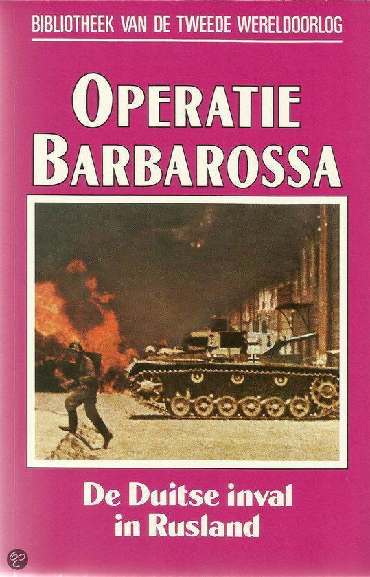 Operatie barbarossa - Keegan pdf epub