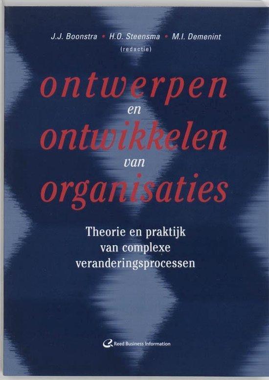 Ontwerpen en ontwikkelen van organisaties - none |