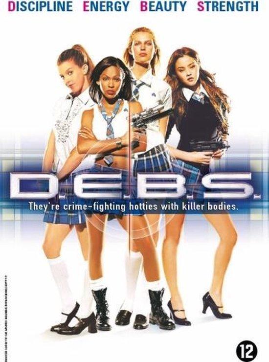 Cover van de film 'D.E.B.S.'