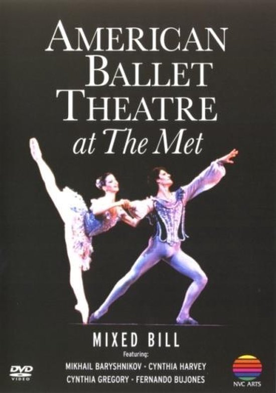 Cover van de film 'American Ballet Theatre At The -Ntsc/All Regions-'