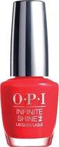 OPI nagellak unrepentantly red