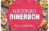 Nationale Dinerbon 75,-
