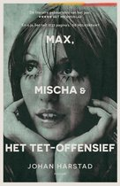 Boekomslag van 'Max, Mischa en het Tet-Offensief'