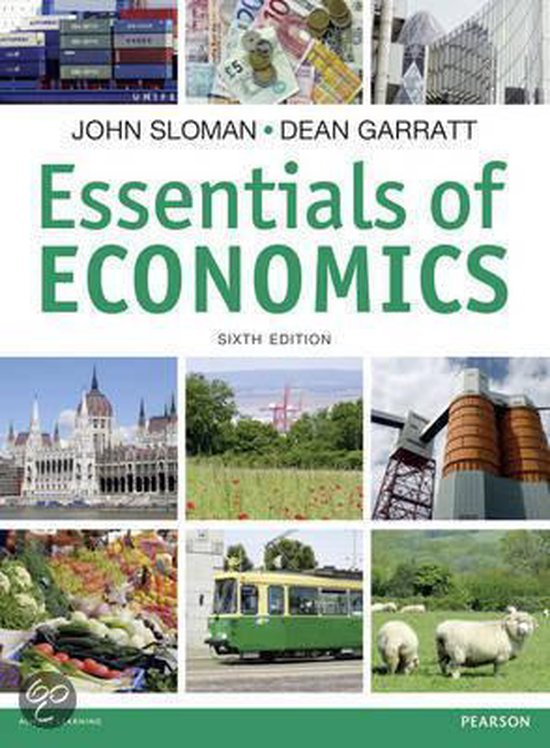 Boek cover Essentials of Economics with MyEconLab access card van John Sloman (Paperback)