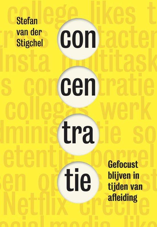 Concentratie - Stefan van der Stigchel |