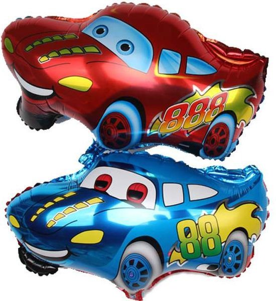 Disney Cars Ballonnen Set- Jongens/Meisjes - Kinderfeestje - Verjaardag