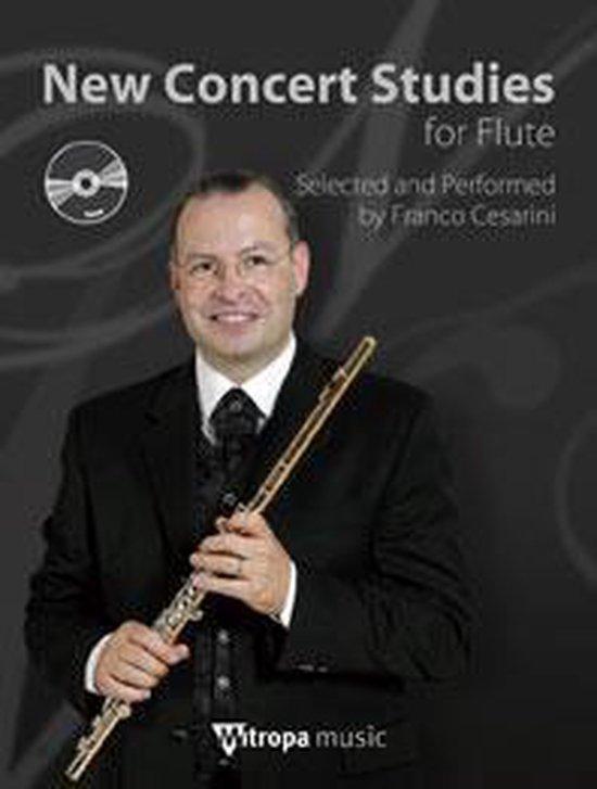 New Concert Studies for Flute - Divers |
