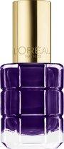 L'Oréal Paris Color Riche - 334 Violet de Nuit - Paars - Nagellak